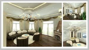 Гостиная Сергею Дима M-FRESH1