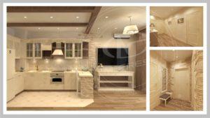 Дизайн M-fresh квартира-1