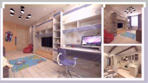 Дизайн M-fresh квартира-11