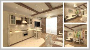 Дизайн M-fresh квартира-12