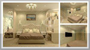 Дизайн M-fresh квартира-4