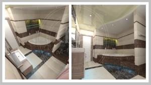 Кв интерьер ванная M-FRESH 6
