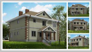 M-fresh Everest проект дома 89242586058